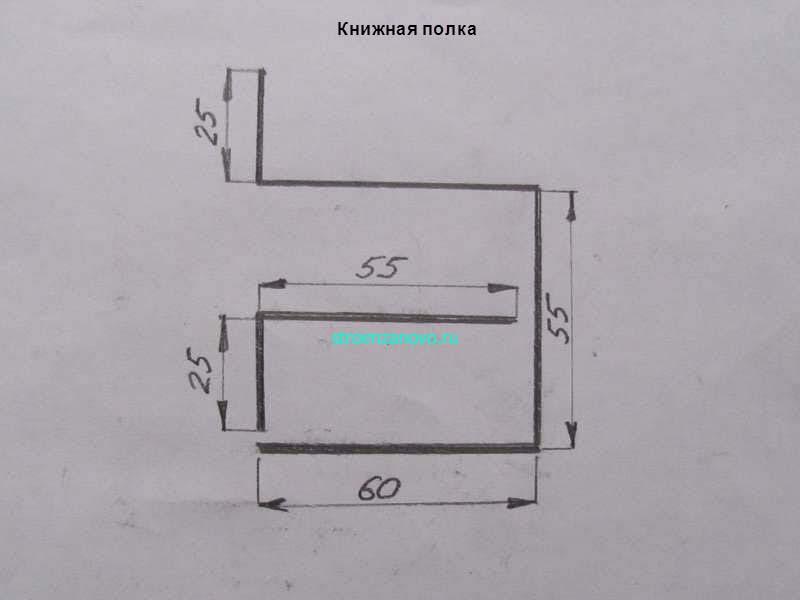 чертежи диванов для кафе