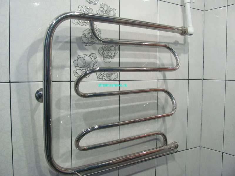 Тёплый пол своими руками водяной для ванной