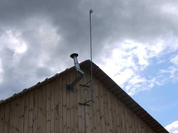 кронштейн для антенны