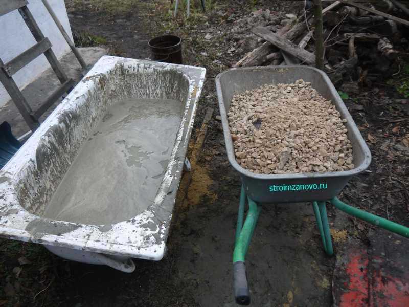 Бетон погуще заказ бетона кстово