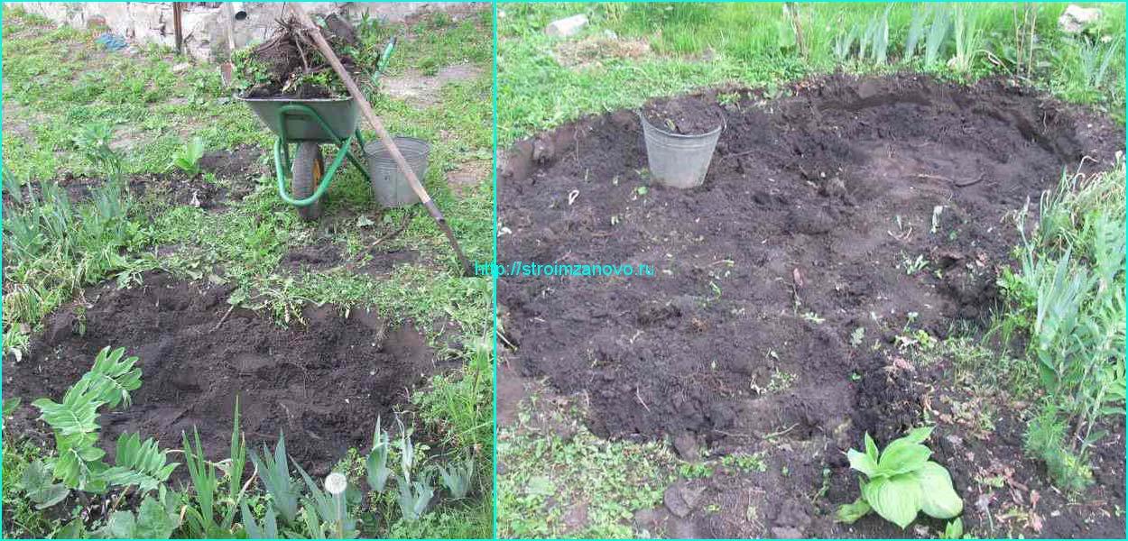 Как сделать садовую тележку фото 797