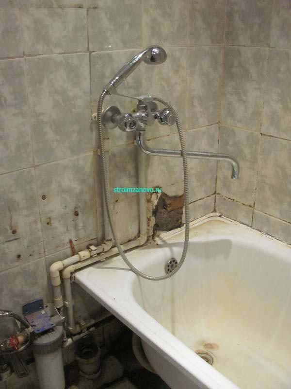 Ремонт ванной своими руками с чего начать 63