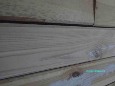 Тонкости процесса шлифовки бруса внутри дома