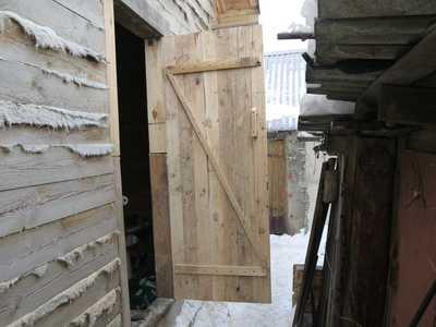 простая дверь