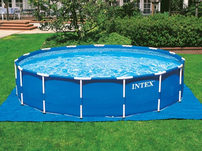 бассейн сборный