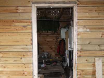 окосячка двери