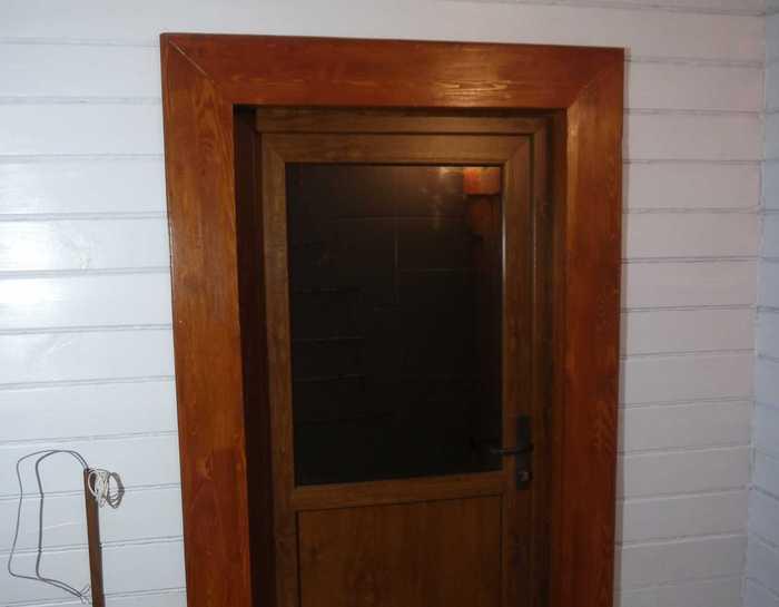 обналичка двери